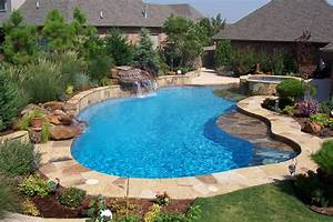 free form pool designs in okc norman ok blue haven With free form swimming pool designs