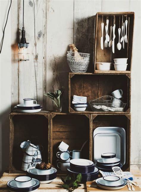 wooden crates  kitchen  brilliant idea  add