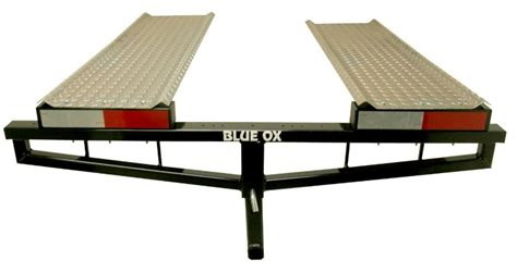 Hitch Bed Extender by Blue Ox Sc1200 Tailgator Bar Style Receiver Hitch Mount