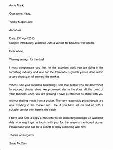 sample business introduction letter 9 free documents in With sample of letters introducing new cleaning services company
