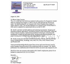 72 Experience Letter Affidavit For Green Card