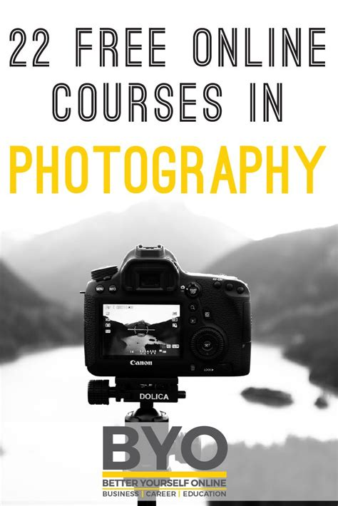 courses  photography photography