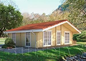 Ferienhaus Holz Bauen : ferienhaus kn llwald 60 ferienh user aus holz ~ Lizthompson.info Haus und Dekorationen