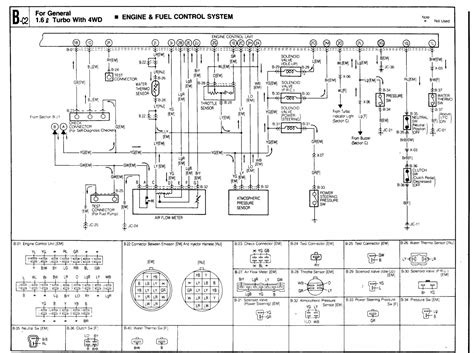 88 Mazda 323 Wiring Diagram by B6t Injector Loom Wiring What Wires Go Where