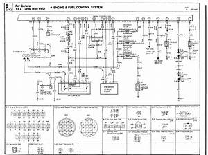 Mazda 323 Ecu Wiring Diagram