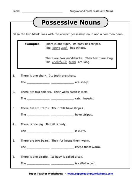 singular and plural nouns worksheet homeschooldressage com