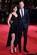 Mark Strong and Liza Marshall Photos Photos - 'Grimsby ...