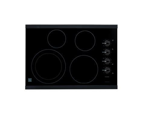 kenmore electric cooktop kenmore elite 41279 30 quot electric cooktop