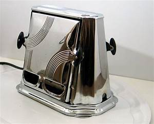 Toaster Retro Design : 25 best images about vintage toasters on pinterest auction art deco style and toaster ~ Frokenaadalensverden.com Haus und Dekorationen