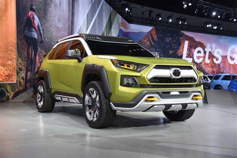 future toyota adventure concept  hybrid  roader