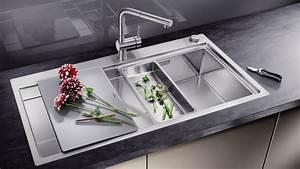 Großes Waschbecken Küche : sp lbecken k che edelstahl ~ Michelbontemps.com Haus und Dekorationen