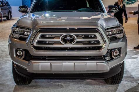 Toyota Tacoma 2020 by 2020 2020 Toyota Tacoma Top Speed