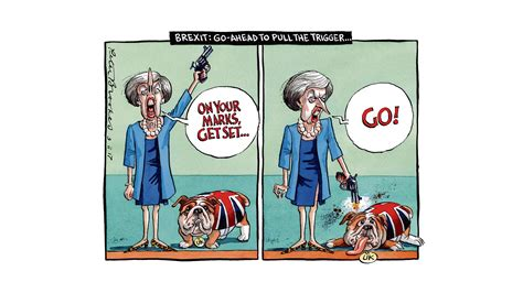 brexit    pull  trigger europe