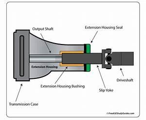 700r4 Transmission Tail Shaft Diagram