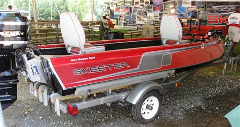 Skeeter Hawk Boat For Sale by Www Dougvahrenberg Competitive Bass Angler