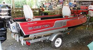 Bass Boat For Sale  Old Skeeter Bass Boat For Sale