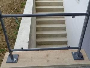rampe escalier exterieur castorama perfect finest spot With carrelage adhesif salle de bain avec spot led dimmable