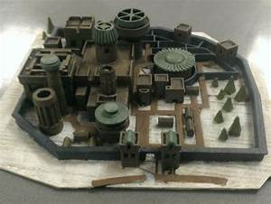 Winterfell From Game Of Thrones By L23VIVE Thingiverse