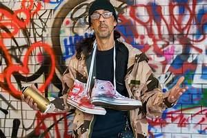 "Futura ""Kinetic Action"" Solo Exhibition by Converse ..."