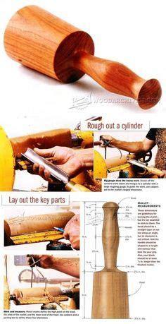 making carvers mallet tournage dans les bois projets de