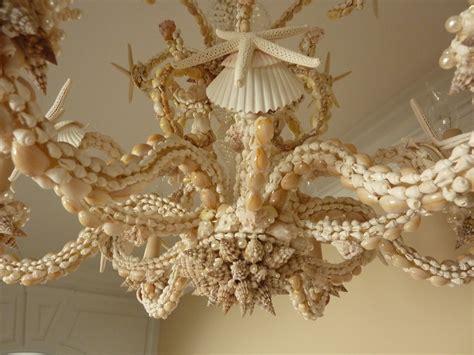 shell chandeliers s seashell chandelier i shelling