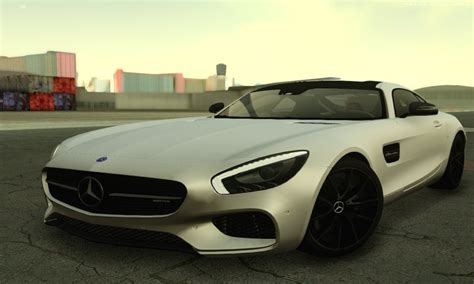 Mercedes Amg Gt Modification by Gta San Andreas 2016 Mercedes Amg Gt Mod Gtainside