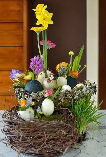 homemade easter decorating ideas diy decorations