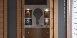 Designing the Divine Space- Prayer / Pooja Room