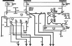 Mercedes-benz 300sel  1991  - Wiring Diagrams - Audio