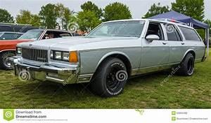 Full-size Car Chevrolet Caprice Station Wagon, 1979 ...