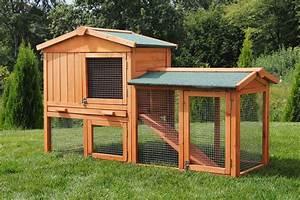 Kaninchenstall Für Draußen : miweba doppelst ckiger hasenstall mit freilauf my animal miweba gmbh ~ Watch28wear.com Haus und Dekorationen