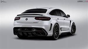 Fancy A Widebody Mercedes GLE Coupe Try Lummas CLR G 800