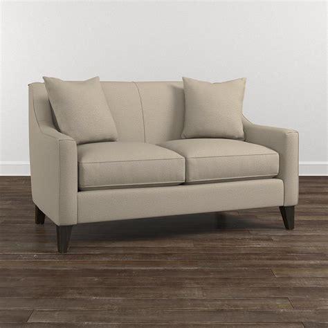Bassett Loveseat by Loveseat 1 499 By Bassett Kloss Furniture And