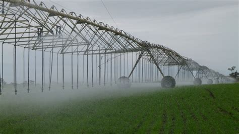 Centre Pivot Irrigation Machine   Köprü Group