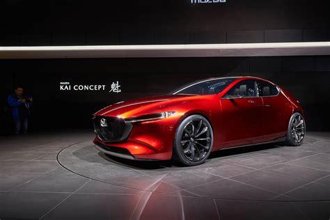 Mazda Kai Concept previews 2019 Mazda 3 - Photos (1 of 20)