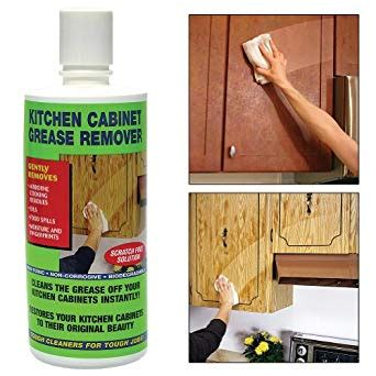 kitchen cabinet degreaser cleans grease removes residue  toxic amazoncom industrial