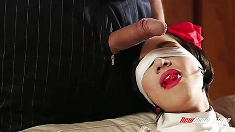 Lovely Diminutive Muse Nailed Tube Shackled Beauty Tied Student Scream With