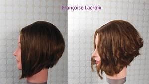 Coupe Carré Long Plongeant : coupe de cheveux carr plongeant d grad layered bob ~ Nature-et-papiers.com Idées de Décoration