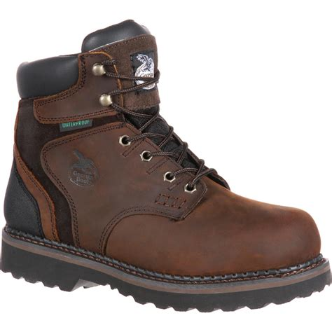Georgia Brookville Waterproof Work Shoe, #G7134