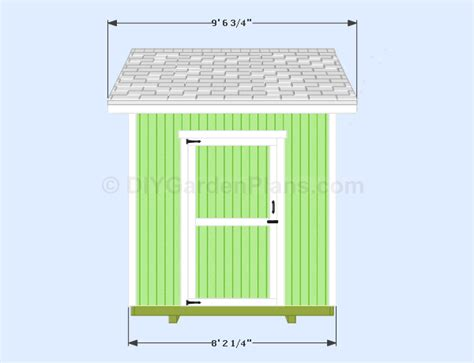 storage build 6 x 10 shed plans 2700chess learn how