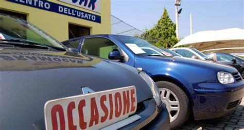 Auto Usate Per 12.270 Euro E Vecchie Di 6,7 Anni