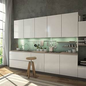 Glasrückwand Küche Beleuchtet : kuche glasruckwand ~ Markanthonyermac.com Haus und Dekorationen