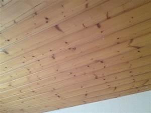 Holzdecke Entfernen Was Drauf Und Wie Dmmung Machen