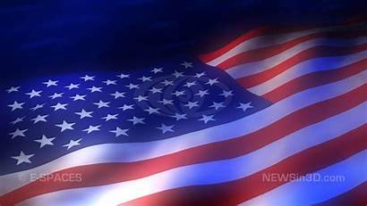 Flag United States Background Backgrounds American Animated