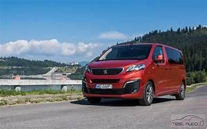 Peugeot Traveller : test peugeot traveller standard 2 0 bluehdi 180 s s eat6 allure test auto ~ Gottalentnigeria.com Avis de Voitures