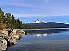 Diamond Lake and Resort in Southern Oregon