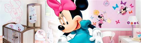 chambre de minnie minnie mouse décoration de chambre pour bébé