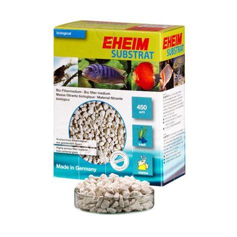 eheim substrat filtration biologique pour aquarium