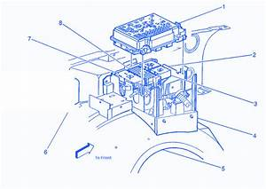 Gm Yukon 2003 Underhood Electrical Circuit Wiring Diagram