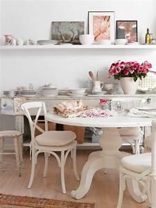 Meuble Shabby Chic : 90 id es de d coration avec des meubles shabby chic ~ Teatrodelosmanantiales.com Idées de Décoration